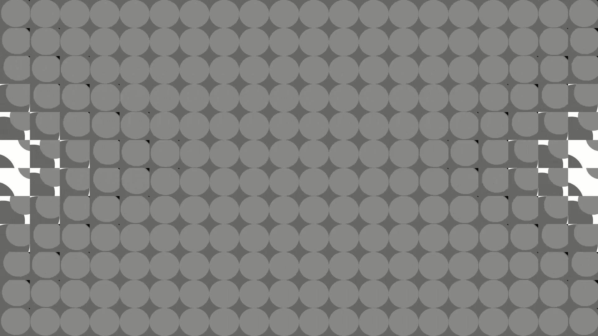 几何圆过渡素材7