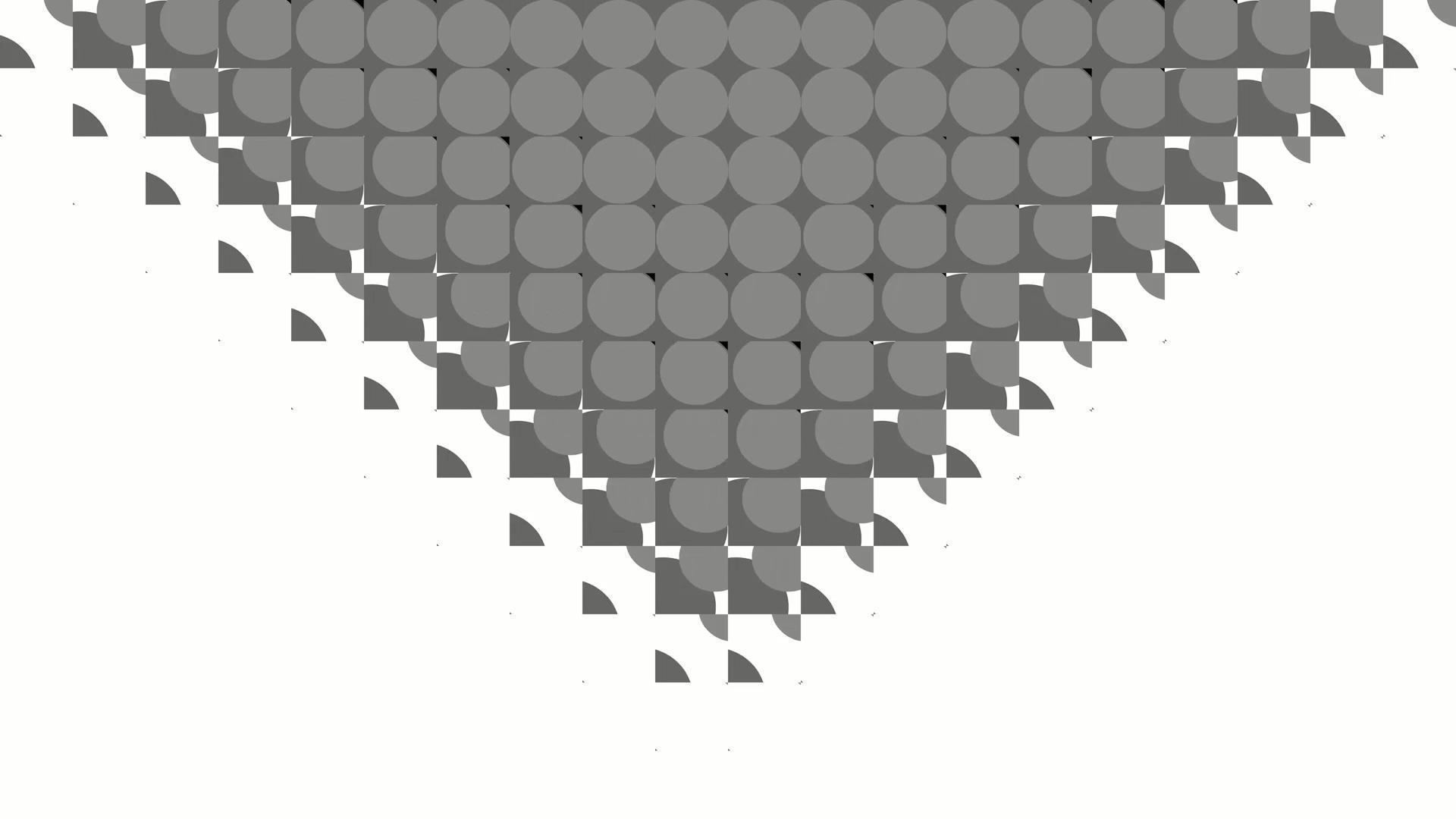 几何圆过渡素材8