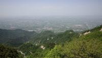 西安南五台风景区高清实拍