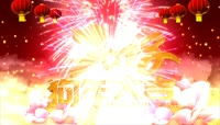 2018大气喜庆企业年会总结新年启航联欢晚会图文开场片头AE模板