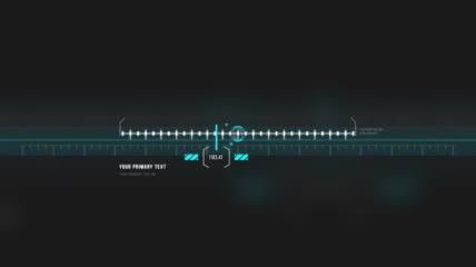 48款高科技科技平视信息显示技术动画视频模板