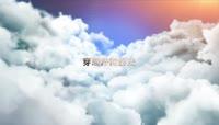 大气历程回顾片头AE模版01