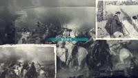 复古风格历史纪录图文展示