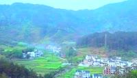 美丽乡村高清实拍视频素材