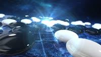 科技感网络数据展示