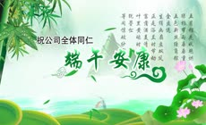 原创清新中国风端午节划龙舟吃粽子PR模板\(CC2017\)