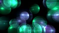 泡泡灯背景视频