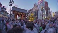 VR360\-东京的虚拟\-三社祭
