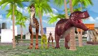 3D动画 恐龙