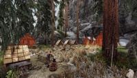 3D 森林帐篷\-3
