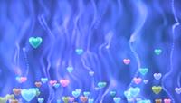 蓝色爱情心动画