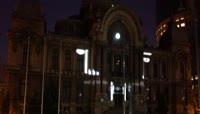 全息立体投影光影建筑\-2