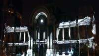 全息立体投影光影建筑\-5