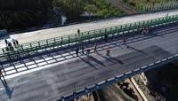 公路桥梁地面建设
