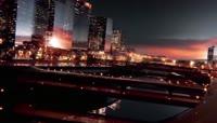 城市科技光线片头