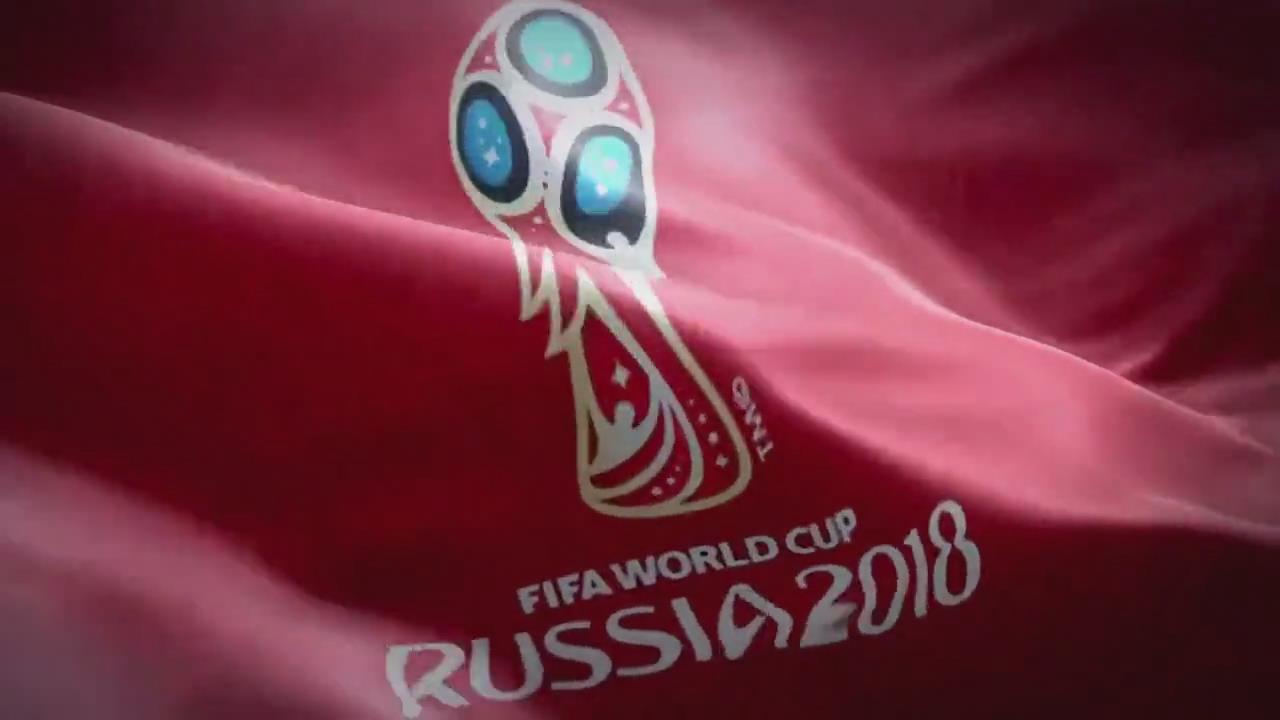 2018俄罗斯世界杯主题曲LiveItUp舞台背景