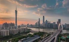 中国城市延时摄影