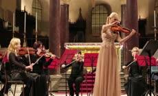 小提琴乐队演奏