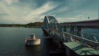大桥航拍(影视级别)