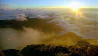 云海日出高清实拍视频素材