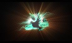 电流logo揭示演绎ae模板