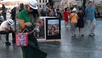欧洲意大利\-古罗马帝国\-旅游\-延时
