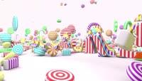 六一儿童节动画\-棒棒糖