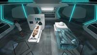 医疗高科技\-人体智能扫描分析系统