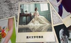漂亮唯美相册照片展示爱情ae模板