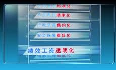 组织分类科技信息框架展示AE模板