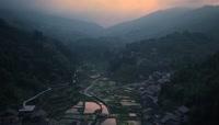 贵州黄果树瀑布加榜梯田肇兴侗族高清实拍视频