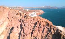 希腊美丽自然风光高清实拍视频素材